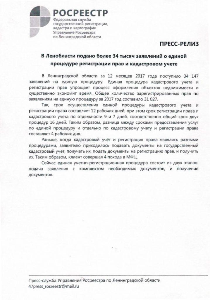 Пресс релизы Росреестр_2